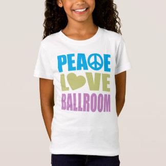 FriedensLiebe-Ballsaal T-Shirt