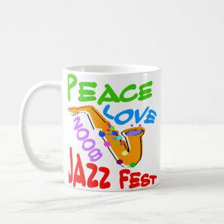 FriedensLiebe-JazzFest 08 Tasse