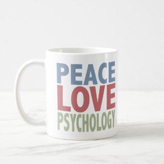 FriedensLiebe-Psychologie Kaffeetasse