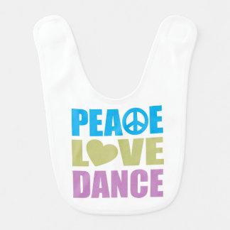 FriedensLiebe-Tanz Lätzchen