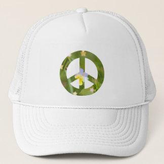 Friedenspansy Truckerkappe