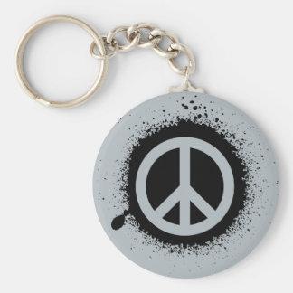 FriedensTropfen Schlüsselanhänger