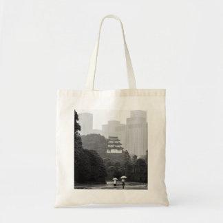 Friedliche Tokyo-Taschen-Tasche Tragetasche