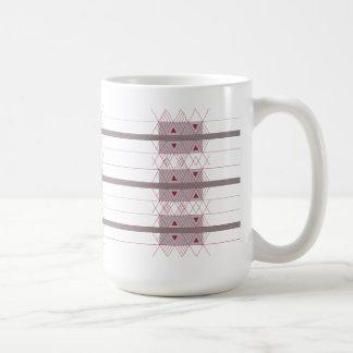 Friedlicher Entwurf Kaffeetasse