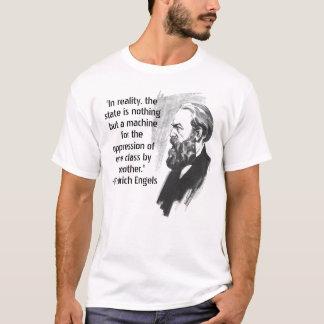 Friedrich- Engelszitat-T - Shirt