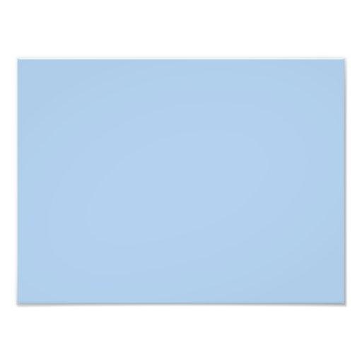 Friedvolle hellblaue FarbTrend-Raum-Schablone