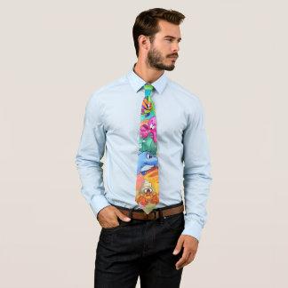 FriendFish Spaß-Krawatte Personalisierte Krawatten