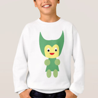 FriendlyAliensB10 Sweatshirt