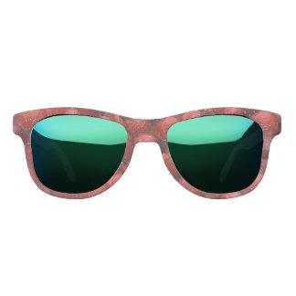 Frischer Erdbeerozean Sonnenbrille