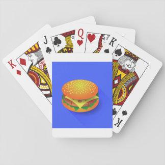 Frischer Hamburger-Spielkarten Spielkarten