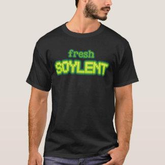 Frischer Soylent schwarzer T - Shirt