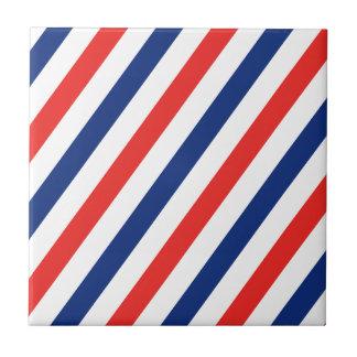 Friseur-Streifen Keramikfliese