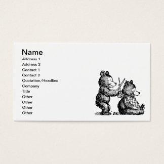 Friseur Visitenkarte
