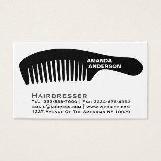 Friseur Visitenkarten