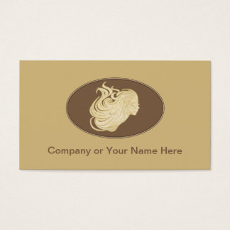 Friseur-Visitenkarten Visitenkarten