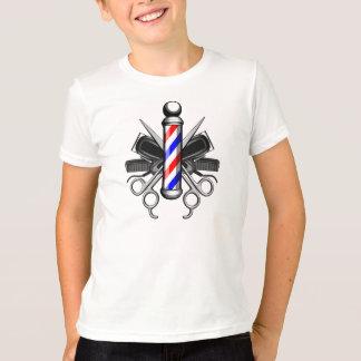 Friseursalon-Logo T-Shirt