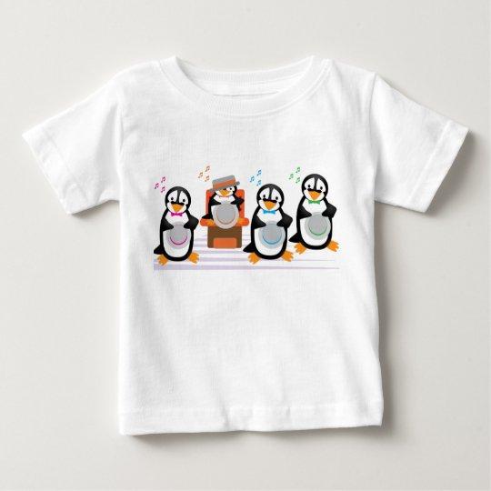 Friseursalon-Quartett Baby T-shirt