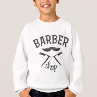 Friseursalon Sweatshirt