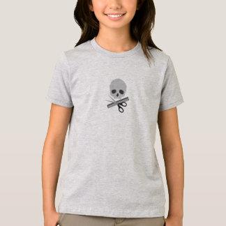 Friseurschädel T-Shirt
