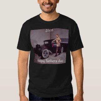 frisiertes Auto, glücklicher Vatertag, 2008 Tshirt