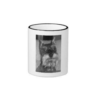 Fritz der Hund Ringer Tasse