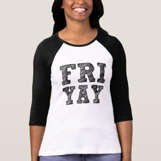 FriYay lustiges Freitag Shirt