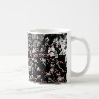 Frogs Kaffeetasse