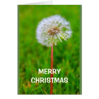 Frohe Weihnacht-Hoffnung ist es DANDE und ich bin Karte