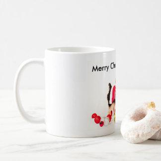Frohe Weihnacht-Kaffee-Tasse Yorks Tasse