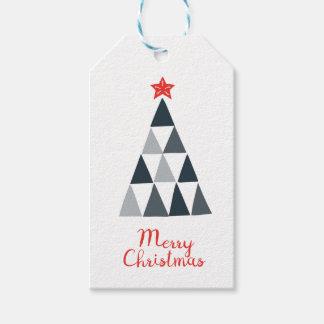 Frohe Weihnacht-Umbau Geschenkanhänger
