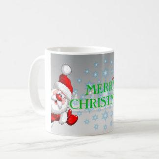 Frohe Weihnachten 11 Unze-Klassiker-Tasse Kaffeetasse