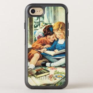 Frohe Weihnachten durch Jessie Willcox Smith OtterBox Symmetry iPhone 8/7 Hülle