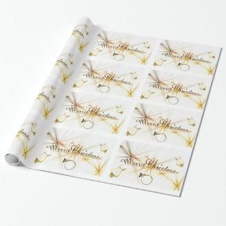 Frohe Weihnachten Geschenkpapier