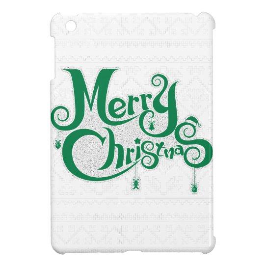 Frohe Weihnachten Hüllen Für iPad Mini