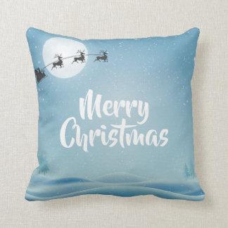 Frohe Weihnachten Kissen
