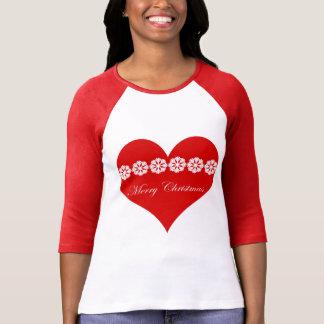 frohe Weihnachten Nordicherz T-Shirt