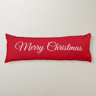 Frohe Weihnachten Seitenschläferkissen