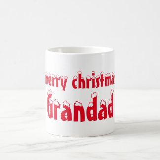 frohe Weihnachten Tasse