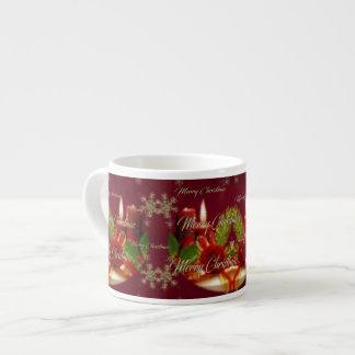 Frohe Weihnachten und ein guten Rutsch ins Neue Espressotasse