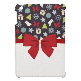 frohe Weihnachten und glückliches newyear iPad Mini Hülle