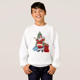 Frohe Weihnachten von Sankt Sweatshirt