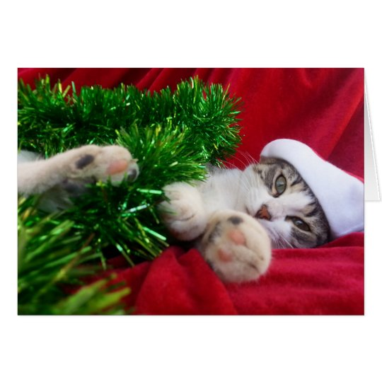 Frohes Weihnachten 3 Grußkarte