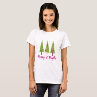 Fröhlich u. hell T-Shirt