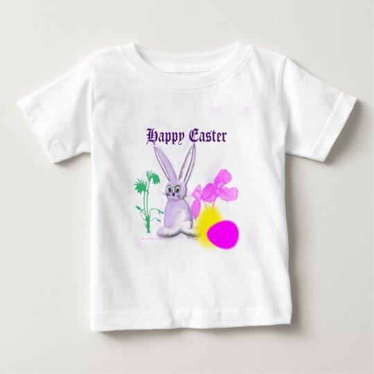 Fröhliche Ostern Baby T-shirt
