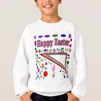 Fröhliche Ostern (Sie addieren Text) Sweatshirt