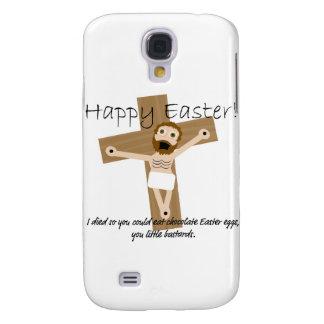 Fröhliche Ostern von verärgertem Jesus Galaxy S4 Hülle