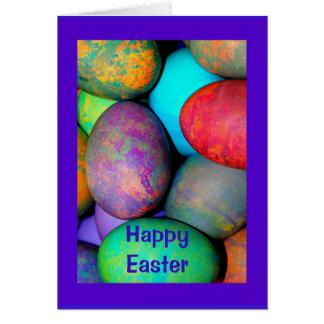 Fröhliche Ostern zu meinem Ei-stra Karte