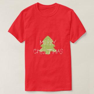 """Fröhlichen Christmas_Mens"" Multi-Farben u. Arten T-Shirt"