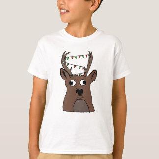 Fröhliches Derpmas T-Shirt