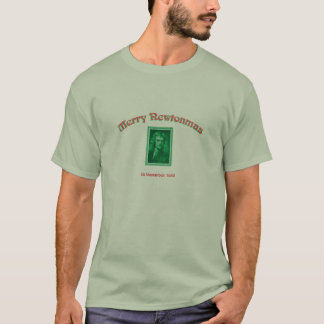 Fröhliches Newtonmas T-Shirt